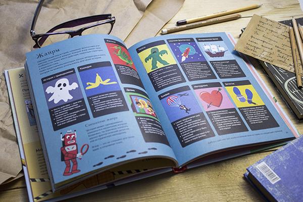 Страницы в книге — плотные, иллюстрации — яркие, а объяснения — понятные.
