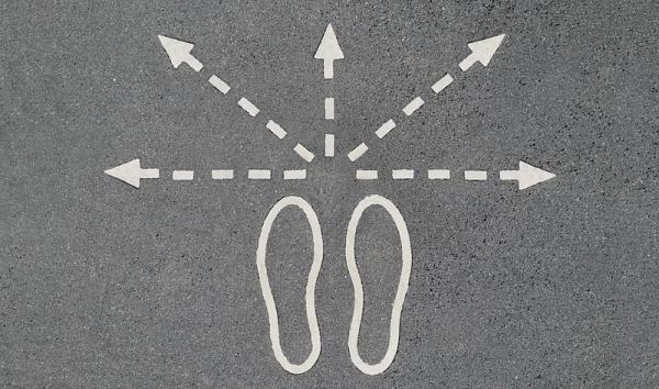 Даже если вы много лет шли в одном направлении, у вас все еще есть возможность сменить маршрут