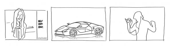 Вы видите Ferrari — и вы хотите Ferrari. Вы видите, как танцует парень с белыми наушниками от Apple, — и вы хотите iPod.