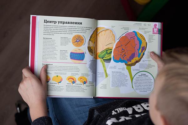 Настоящий антиучебник по анатомии и устройству нашего тела. Яркий, нескучный, с подробными схемами и рисунками. Такую книжку понравится листать, читать, рассматривать каждому ребёнку.