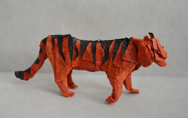 Моя проблема — это всего лишь бумажный тигр