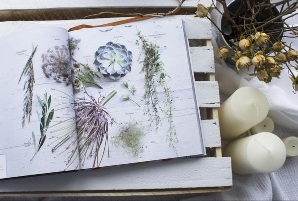 Цветочный рецепт состоит из списка ингредиентов, пошагового руководства и потрясающих фотографий, которые наглядно демонстрируют порядок работы.