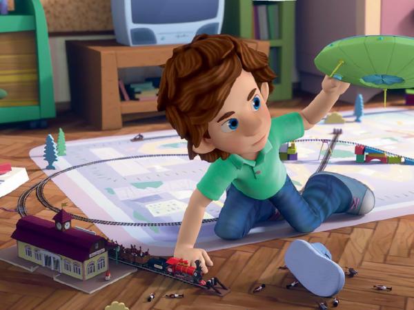 Дети лучше усваивают информацию в форме игры. Это нужно для того, чтобы ребёнок не потерял интерес к предмету через несколько минут.
