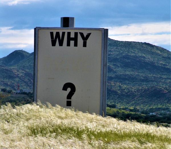 Всегда есть место для хорошего вопроса