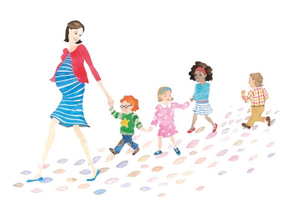 Поэтому спорт должен быть в приоритете: здоровой и сильной маме ощутимо легче заботиться о ребёнке.