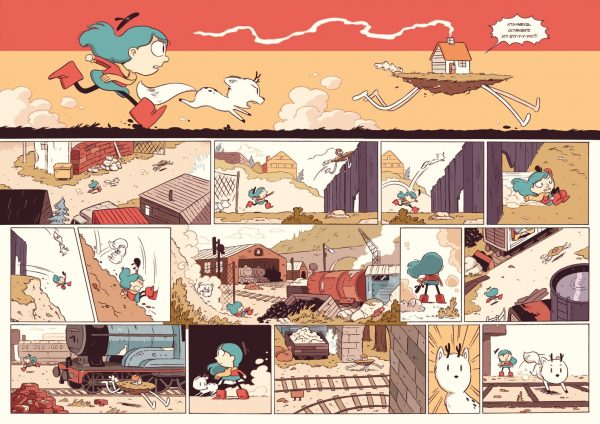 Я немного предвзята, но в комиксы о моих приключениях сложно не влюбиться и детям, и взрослым.