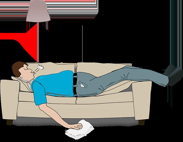 А есть еще такое явление, как храп. Когда во сне воздух поступает в вашу глотку (верхнюю часть горла), то он ускоряется, и давление воздушного потока падает.