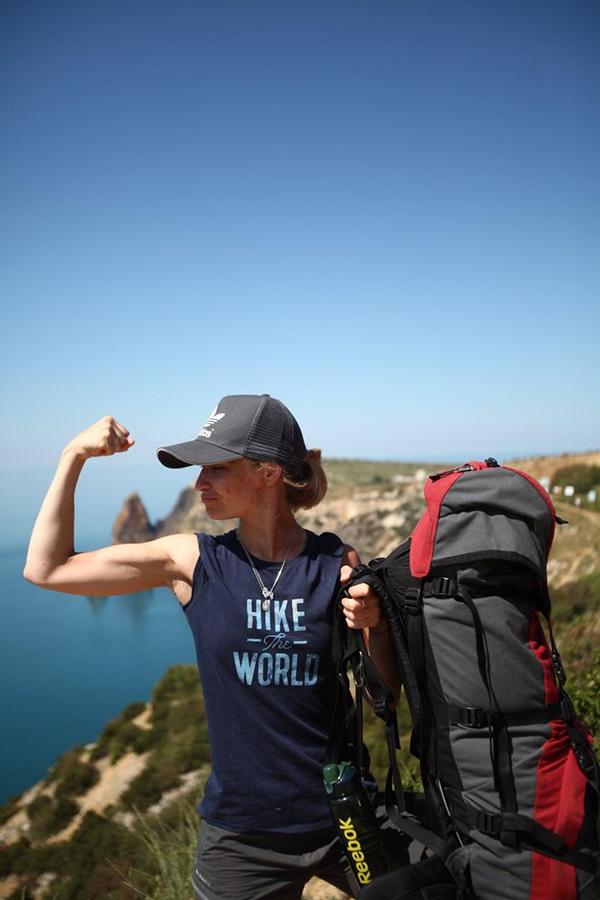 Ксения, 6 профессий, 600 километров и поиск себя
