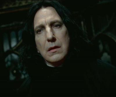 Признайтесь, простили Северуса Снейпа, когда читали седьмой том «Гарри Поттера»?