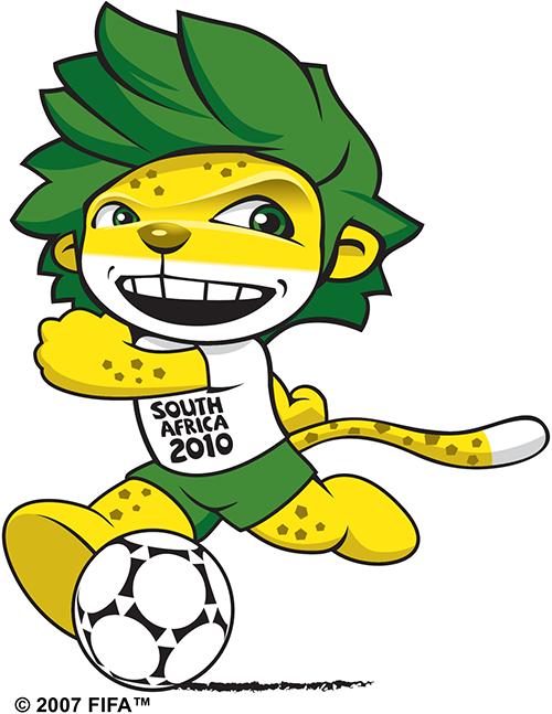 Закуми — леопард с зелёными волосами.
