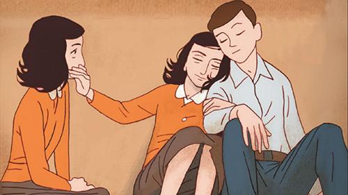 О том, что иногда стоит просто быть рядом с любимыми.
