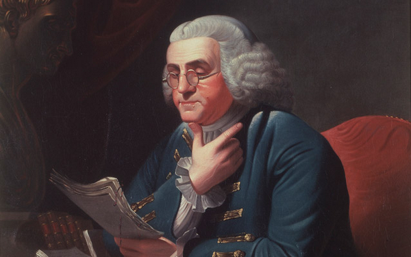 Франклин не знал о нейрохакинге, но заставил противника действовать так, что тот пересмотрел взгляды на самого себя и на отношения с ним