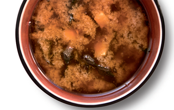 Мисо-суп с тофу