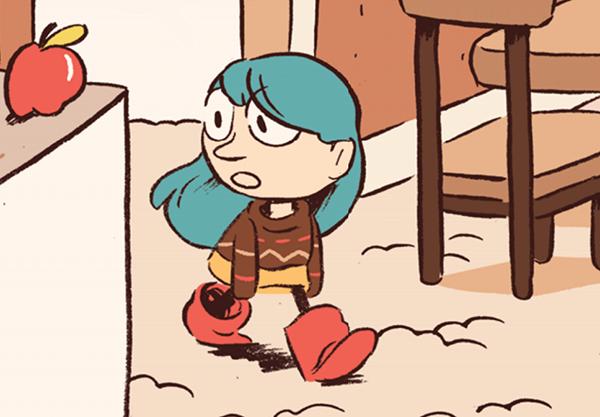Наденьте что-нибудь яркое и забавное: шапку с ушками, свитер с Микки-Маусом, зеленый носок на правую ногу и желтый — на левую... Не бойтесь выглядеть смешно!