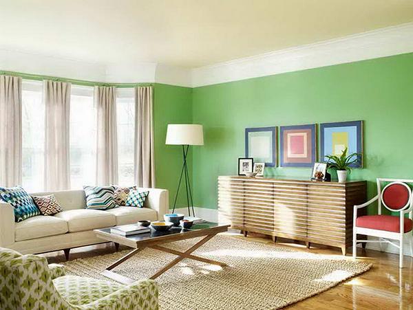 Это замечательно открытие показало, что зелёный цвет действительно влияет на творческую активность.