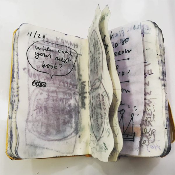 Остин Клеон — автор книг «Покажи свой работу» и «Кради как художник» — ежедневно делится с подписчиками блога интересными творческими находками и просто любопытными моментами из своей жизни.