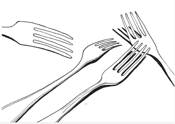 Когда-то в Неаполе придумали вилку с четырьмя зубцами. До этого все вилки были трехзубыми. Зачем понадобилось нововведение?