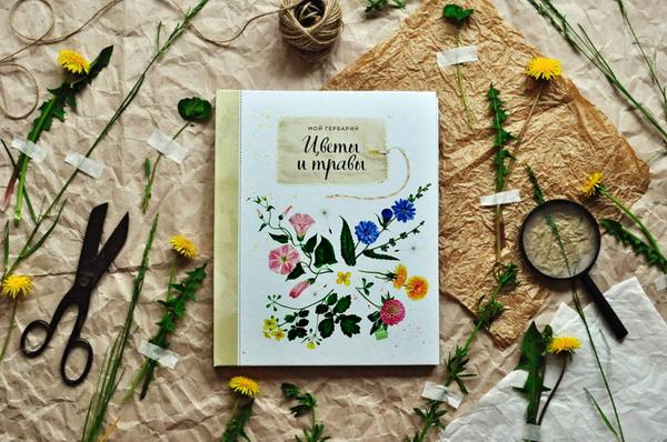 В книге вы найдете описания и подробные иллюстрации 16 видов трав средней полосы России: одуванчика, ромашки, подорожника, цикория, сныти, вьюнка, чистотела и других. Здесь же, между страниц, под калькой можно сохранить своё растение.