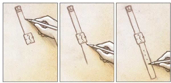 Комикс доступно, шаг за шагом, объясняет основы рисунка и композиции. Никаких скучных уроков: теория подаётся через диалоги героев, смешные шутки, ценные мысли. В конце каждой главы — практические советы. Формат изложения в виде комикса особенно понравится школьникам. При этом книга необыкновенно полезная: в 2017 году её даже номинировали на премию Айснера.