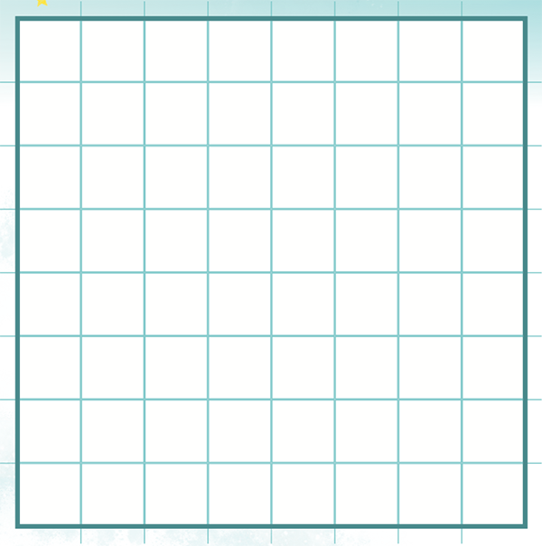 Но вот чудо: если ты перенесёшь на бумагу и вырежешь четыре фигуры, на которые разделён квадрат, а затем выбросишь маленький квадратик, то сможешь сложить оставшиеся три фигуры так, чтобы они заполнили собой сетку 8 × 8.