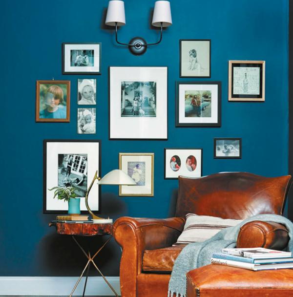 Украсить дом поможет галерея — любимых картин или памятных снимков. Вот несколько способов, которые помогут создать стильную выставку.