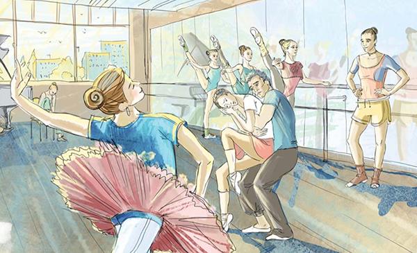 Прежде чем выйти на сцену, любой танцовщик очень много занимается. Даже самый опытный артист уделяет репетициям по несколько часов в день. Даже если он давно знает все роли наизусть, даже если он звезда! Это необходимо для «поддержания формы». Стать профессиональным артистом балета — значит жить балетом каждый день, вне зависимости от того, выходишь ли ты на сцену сегодня.