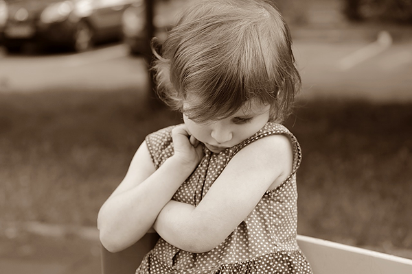 Не игнорировать эмоции ребенка