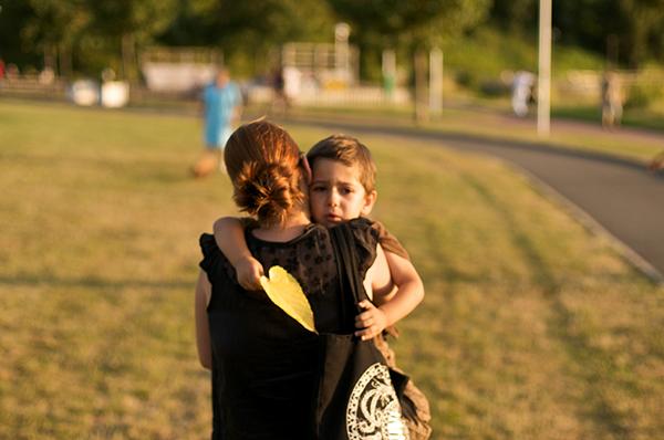 Сочувственно выслушайте ребенка и подтвердите обоснованность его чувств