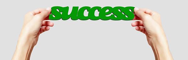 Внимательный читатель заметит, что из первых букв названий можно составить слово SUCCESs (успех).