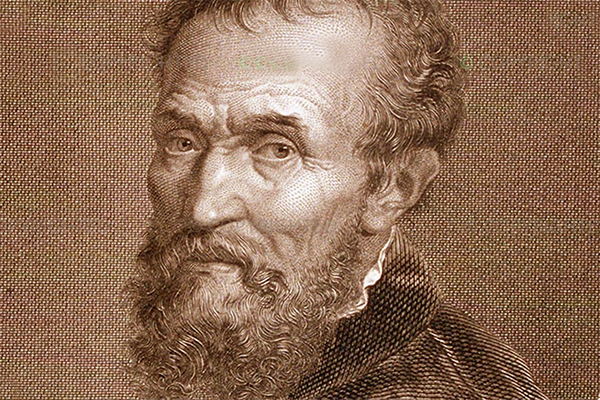 Микеланджело сжигал свои эскизы