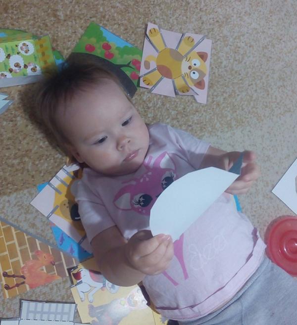 Тетради для малышей от 2 лет. Ребенок учится вырезать, клеить, рисовать и складывать картинки