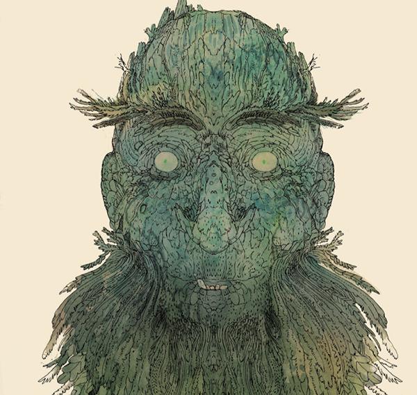 Леший — хозяин леса.