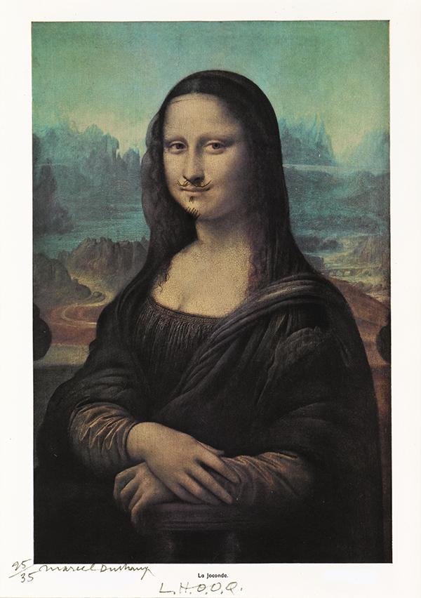 Например, что Пикассо любил изображать арлекинов, Магритт — шляпы-котелки