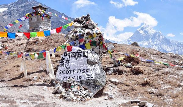 В конечном счете соблазн дойти до вершины Эвереста оказался слишком велик.