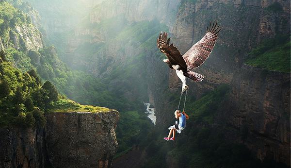Человек, который боится мечтать, никогда не увидит возможности, которые ему предоставляет судьба.