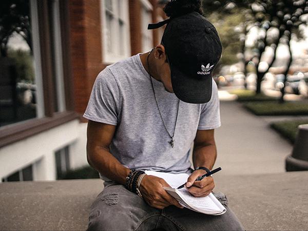 5 блокнотов, ручка и желание стать успешным