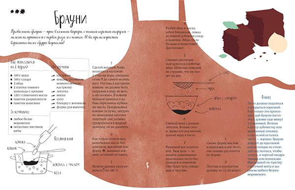 Делимся рецептом вкуснейших брауни, которые вы можете приготовить вместе с детьми.