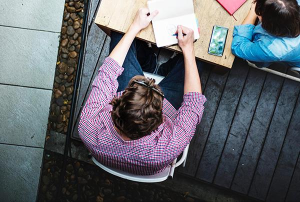 Попрактиковав наблюдение за собой в одиночестве, попросите внутреннего наставника понаблюдать