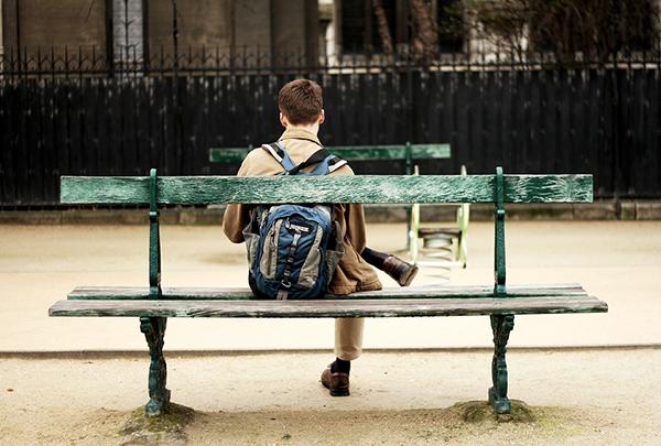 Для начала попрактикуйтесь в одиночестве.