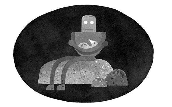 «Дикий робот» — красивая история о роботе-помощнике по имени Роз.