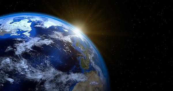 Планета Земля — это подарок.