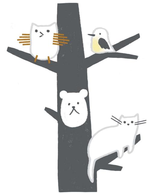 Лепка на дереве