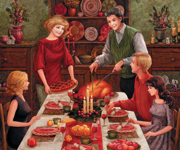 История Нового Года для детей, его традиции и символы
