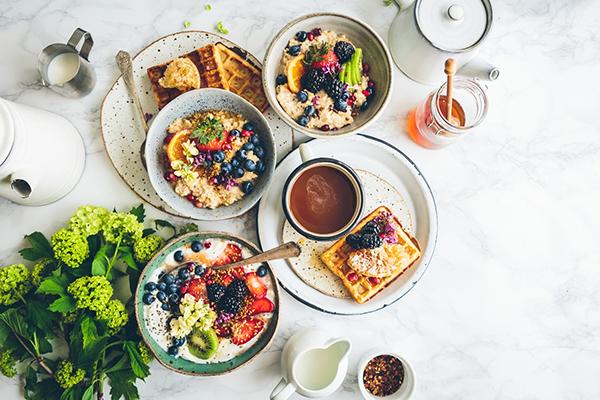 Откажитесь от сладкого завтрака