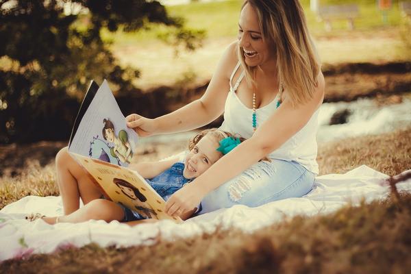 В ваших силах сделать так, чтобы любовь к книгам осталась у ребенка на всю жизнь