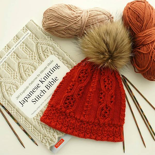 Чем отличается японское вязание