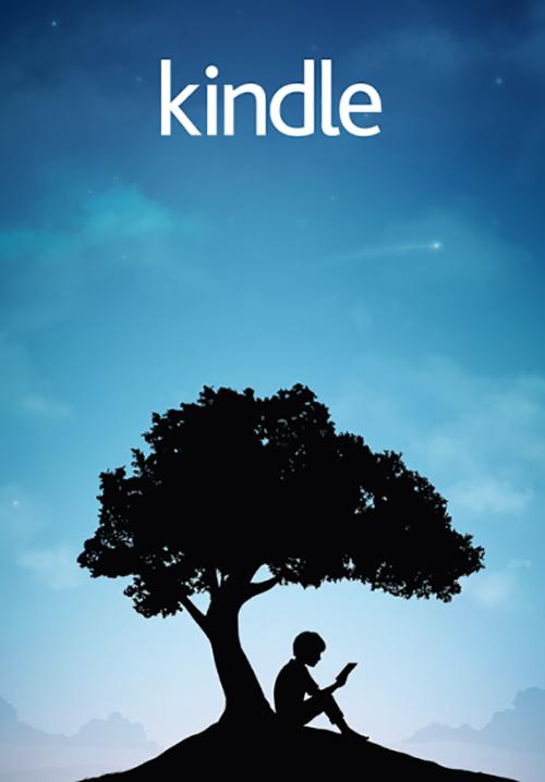 Читалка от Kindle. Фишка — возможность загрузить словарь (большинство языков) и сразу же переводить непонятные слова.