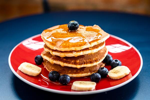 Завтрак для тех, кто не верит в систему правильного питания.