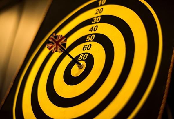 Вы дольше будете сохранять мотивацию, если цель будет зависеть от усилий.