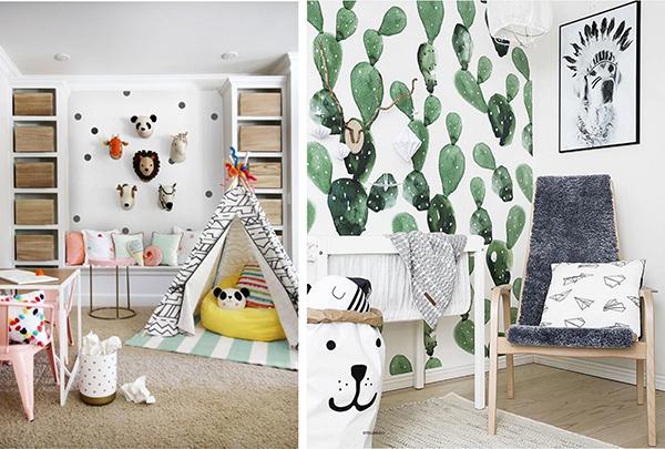 Стены — это бесчисленные возможности превратить простую спальню в удивительное место.